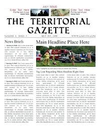 Newspaper Layout On Word Newspaper Front Page Template Layout Free Word Marvie Co