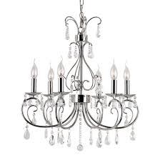 chic nouveau chandelier by trans globe