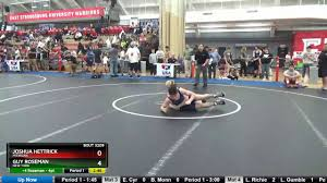 Junior Men 145 Joshua Hettrick Michigan Vs Guy Roseman New York - YouTube