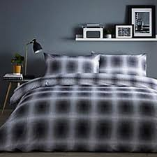 details about debenhams super king duvet cover set the home collection new black white