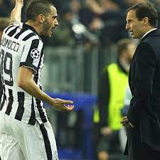 Juventus: Max Allegri savages Leonardo Bonucci when naming his captains
