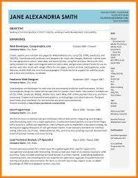 Web Programmer Resume Sending Invoice Email Template