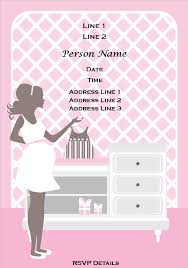 Baby Shower Invitations Templates Free Template Free Baby Shower Invitation Templates On Free Printable 11