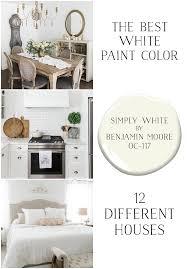 best white paint color