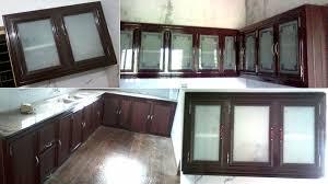 aluminium kitchen cabinet. Aluminium Fabrication Kitchen Cabinets In Trivandrum Beautiful Kerala Cabinet H