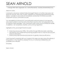 Cover Letter For Assistant Manager Position In Retail Cover Letter Assistant Manager Resume Ideas Pro