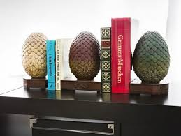 Accessories: Book Bookends Literary Presents - Reading Space