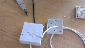 how to wire a phone extension from a bt master socket uk how to wire a phone extension from a bt master socket uk