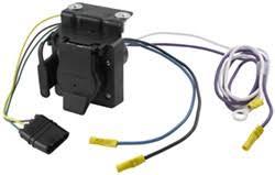 trailer wiring harness adapter installation 2013 ford f 150 video Ford Truck Trailer Wiring at 2014 F150 Trailer Wiring Harness 3 7l