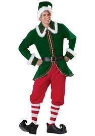santa s elf costume