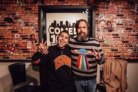 Duncan Trussell talks Joe Rogan, burning man, + worst trip!