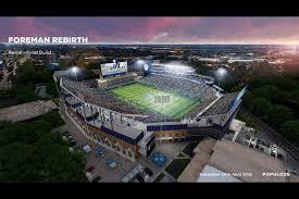 Odu Football Stadium Seating Chart Odu Proposes 22 130 Seat Football Stadium To Be Built