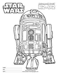 Wwwcartoon Coloring Pagescomcolouringr2d2 Coloring Pageshtml