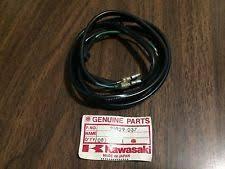 kz1000 wiring nos oem kawasaki brake wiring harness z1 kz900 kz1000 part 21029 037