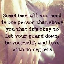 sometimes that is all you have