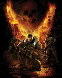 Video Gears Gears Of War Art Pictures Promotional Video Games Gears Of