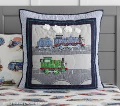 Thomas & Friends™ Quilt | Pottery Barn Kids & Alternate View; Standard Sham; Euro Sham ... Adamdwight.com