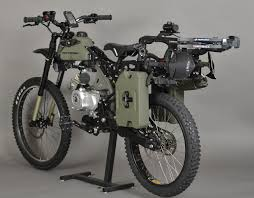motoped survival bike is the ultimate in pedal power adventuring