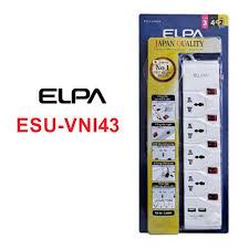 Ổ Cắm Điện ELPA - Chống Cháy, Chống Giật - Bán Chạy Số 1 Nhật Bản - Bảo  Hành 12 Tháng tại TP. Hồ Chí Minh