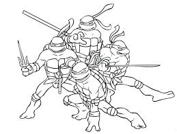 Tranh Tô Màu Ninja Rùa 08 « In Hình Này, 51 Tranh Tô Màu Ninja Ideas