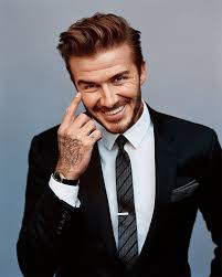 David Beckham Gq April 2016 Men Kapsels Voor Mannen