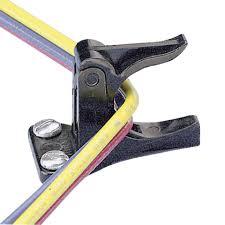 harness board accessories cable wire bundling panduit corner post breakout