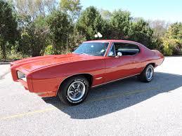 1969 Pontiac GTO For Sale - CarGurus