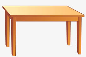 wood furniture clipart. Interesting Clipart Long Table Wood Table Quartet PNG Image And Clipart Throughout Wood Furniture