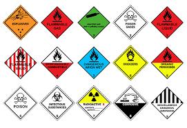 Hazardous Materials Labeling Chart Hazard Class 101 Know How To Categorize Your Hazardous