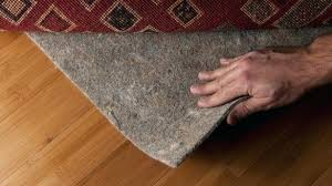 felt rug pads unparalleled natural rubber and felt rug pad give the protection for your hardwood
