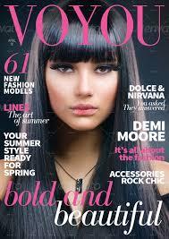 5 Magazine Cover Template A4 Format By Zigazi83 Graphicriver