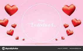 Valentines Heart Decorative Love Pink ...