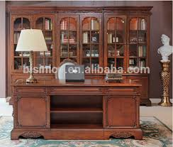 Image Computer Desk Noble Classic Home Office Furniture Vintage Wooden Executive Office Desk Exquisite Wood Veneer Inlaid Amazoncom Noble Classic Home Office Furniturevintage Wooden Executive Office