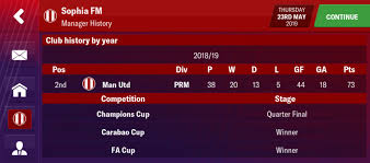Sophia Parks the Bus - Football Manager 2019 Mobile - FMM Vibe