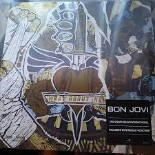 <b>Bon Jovi</b> - What About Now (2016, <b>180</b> gram, Vinyl) | Discogs