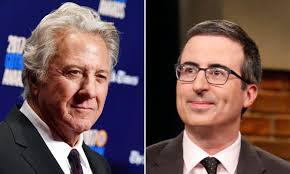 John Oliver on his clash with Dustin Hoffman: 'The whole thing made me feel  sad' | John Oliver | The Guardian