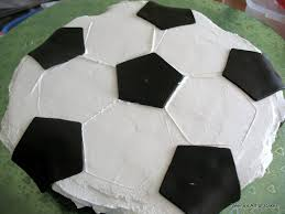 How To Decorate A Soccer Ball Cake Pullapart Cupcake Soccer Ball cake Veena Azmanov 84