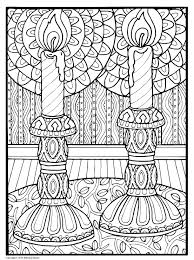 Small Picture Beautiful Candles Shalom Coloring Book The New Alternative to