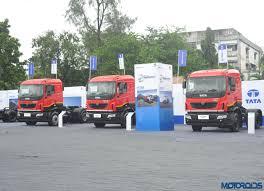 the expo will also host its own service brands like tata genuine parts tata delight and tata fleetman tata motors key vendors partners