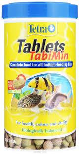 """<b>Корм Tetra</b> """"<b>Tablets TabiMin</b>"""" для всех видов донных рыб, 500 мл ..."""