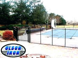 guardian pool fence. No Holes Pool Fence Guardian