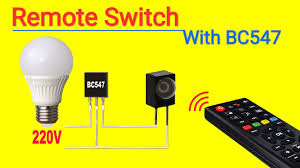 How To Make Remote Control Light Switch How To Make Remote Switch Without Ic Simple Remote Control Ac Light Circuit Hindi
