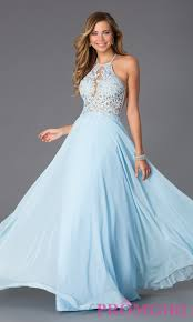 Light Pink And Light Blue Prom Dresses Light Blue Prom Dresses Long