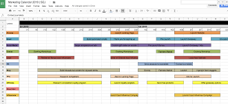 Marketing Schedule Template You Need This 24 Marketing Calendar Free Template 15