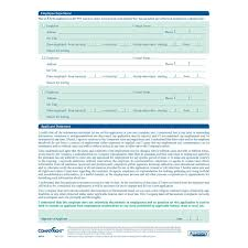 employment applications template employment application short form ohye mcpgroup co
