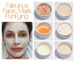 make your own face mask. Perfect Face Fabulous Face Mask For Make Your Own E