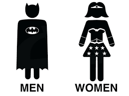 womens bathroom sign. Fine Bathroom Men And Womens Bathroom Signs Wo Restroom Women   Throughout Womens Bathroom Sign