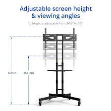 Tv Stand Size Chart Large Tv Floor Stand Rental Near Denver Co Aurora Boulder