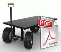 garden cart plans. Plans For This Utility Cart With Full Suspension Are FOR SALE NOW At Www.diyweldingplans Garden H