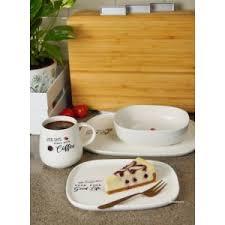 <b>Тарелка закусочная Kitchen</b> Elements от итальянского бренда ...